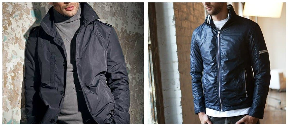 mens fashion jackets, trendy materials for jackets