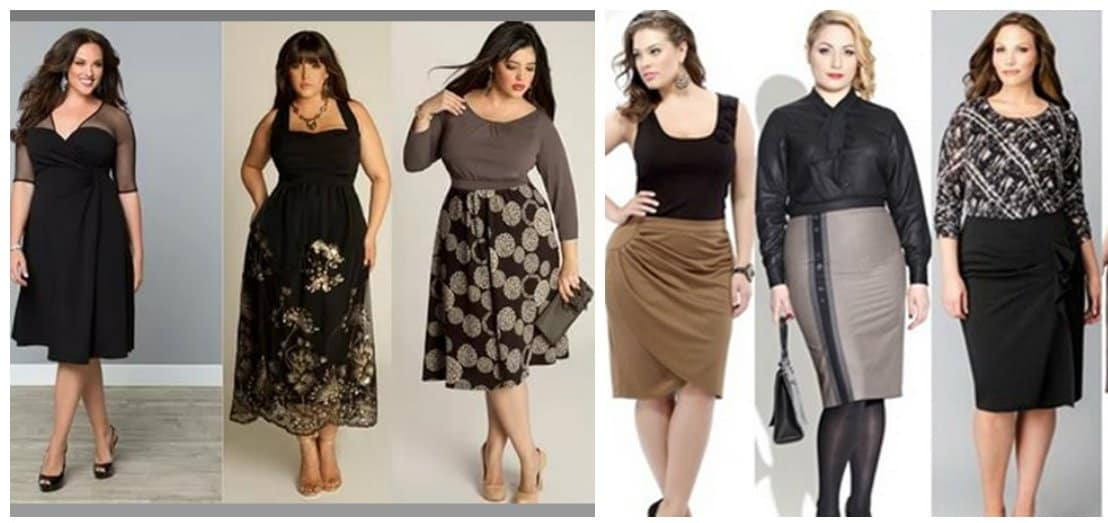 Plus Size Fashion 2018 Trends And Tendencies Of Trendy