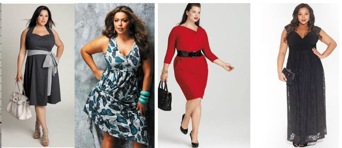 ed2d3603179 Plus size fashion 2018  trends and tendencies of trendy plus size ...
