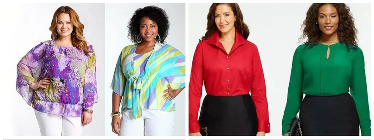 plus size fashion 2018: trends and tendencies of trendy plus size
