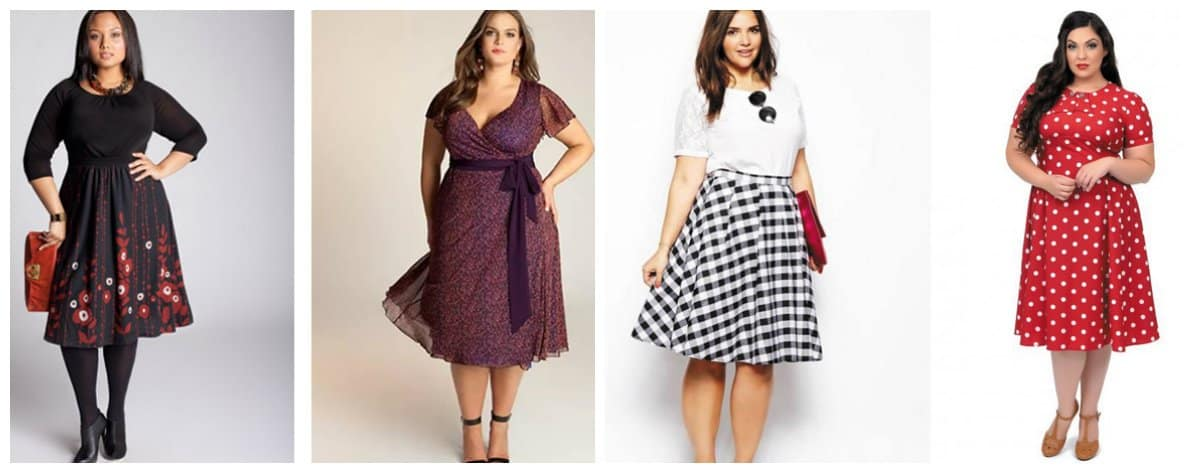 e4cf47ec2f5 Plus size fashion 2018: trends and tendencies of trendy plus size ...
