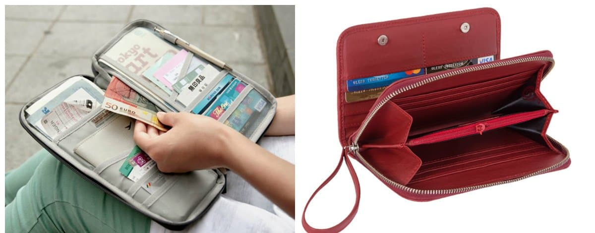 trending purses, organizer purse for fashionable women