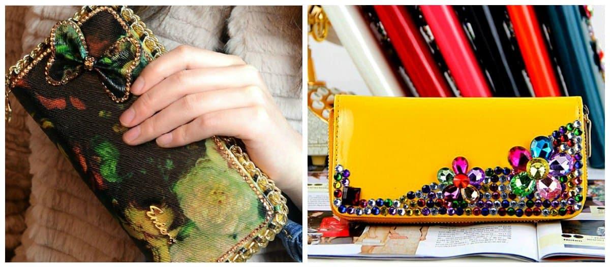 trending purses, trending purses with rhinestones