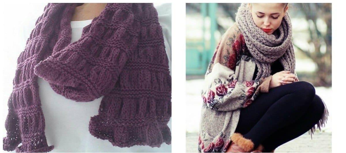 trendy scarves, harmonic scarf