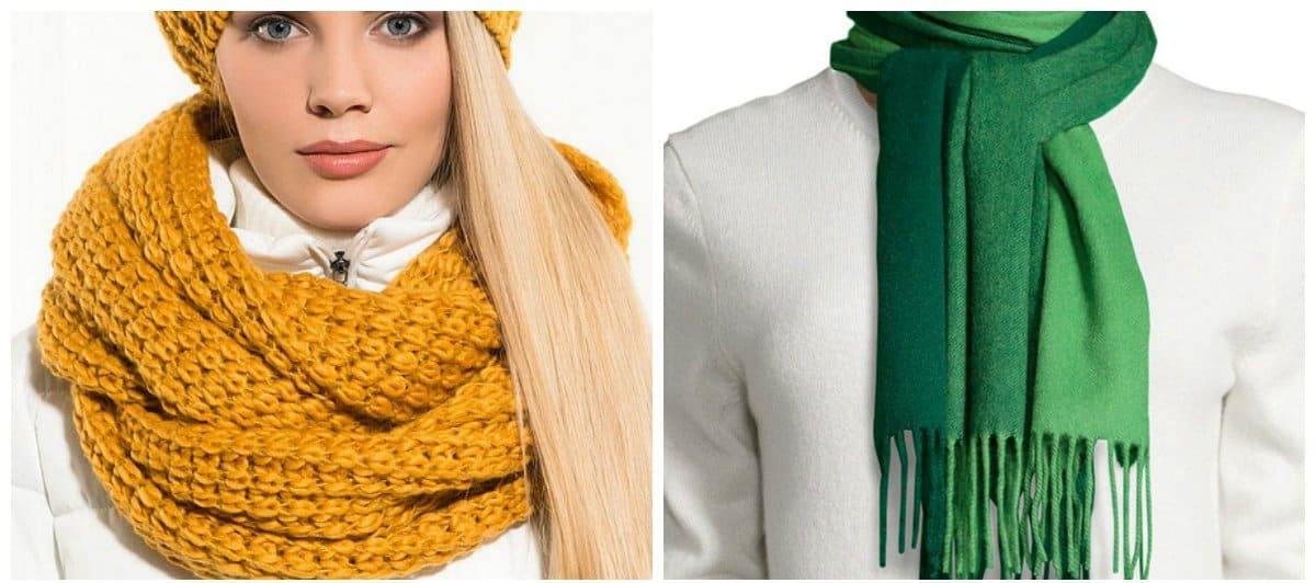 trendy scarves, trendy scarf colors
