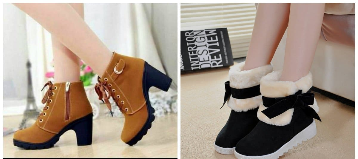 shades of hot-selling latest good quality Shoes for girls 2018: trends and tendencies for girl shoes 2018