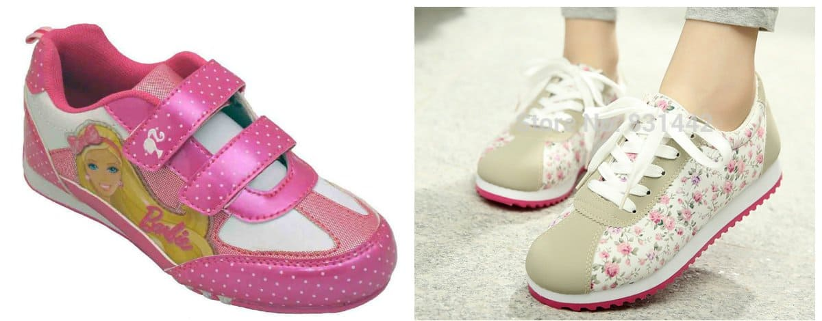 Shoes for girls 2018: trends and tendencies for girl shoes ...