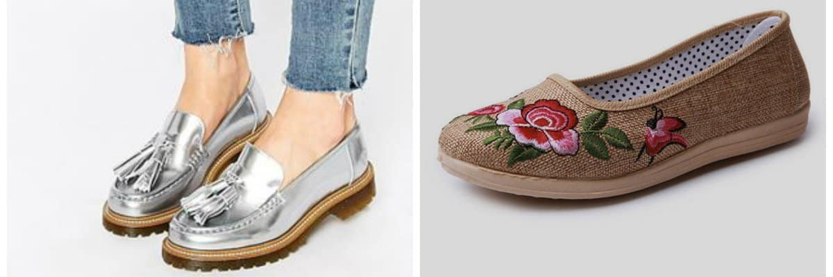 fashion shoes for girls, trendy moccasins for girls