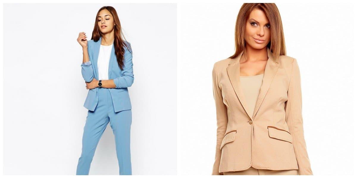 women's blazers 2018, female stylish classic blazer