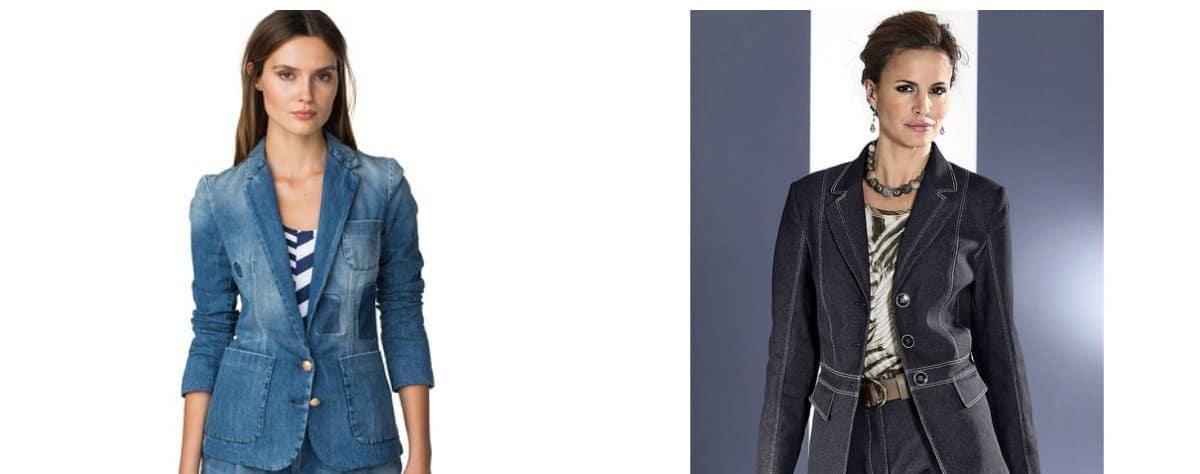 female blazer, denim blazers, women's blazers 2018