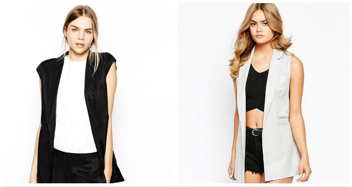 women's blazers 2018, stylish sleeveless blazer