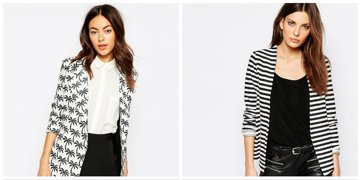Women's blazers 2018: stylish trends and tendencies of ...