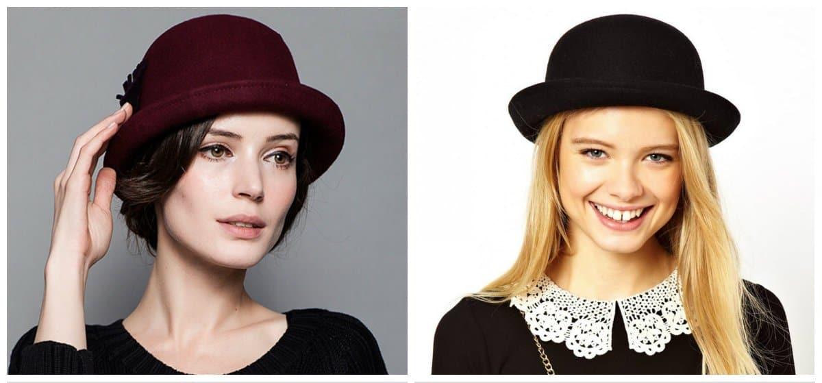 summer hats for women, bowler hats