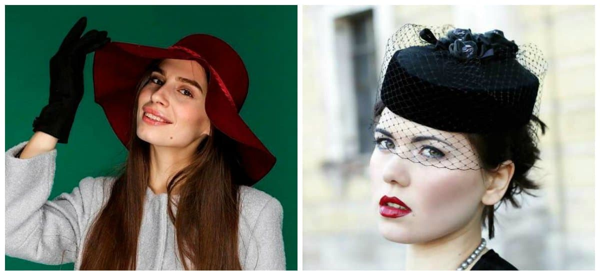 summer hats for women, slouch and tablet hats