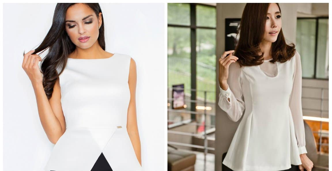 2018 fashion trends, fitted stylish blouses for women