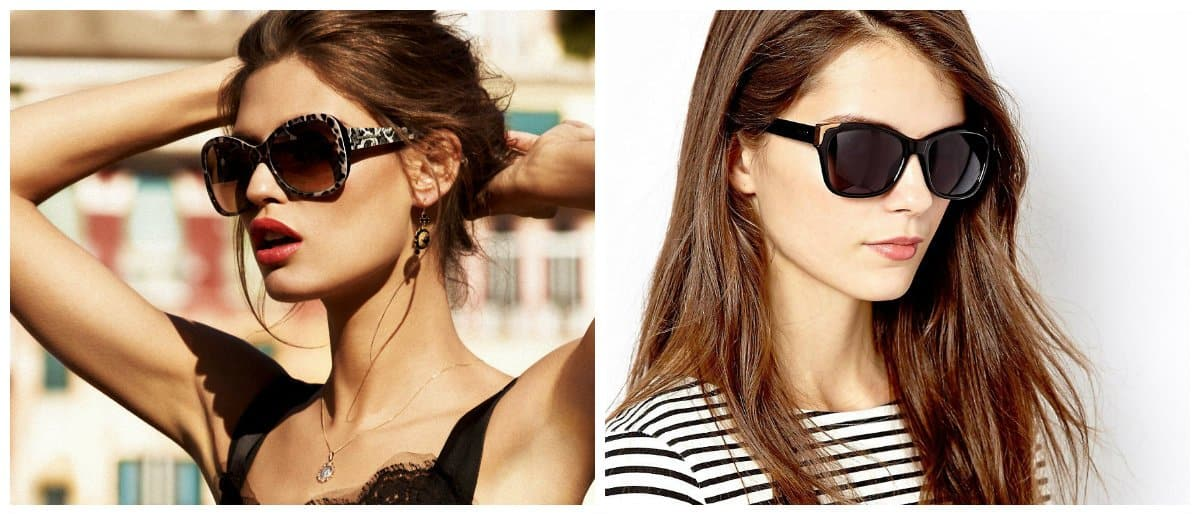 women sunglasses 2018, trends of sunglasses 2018