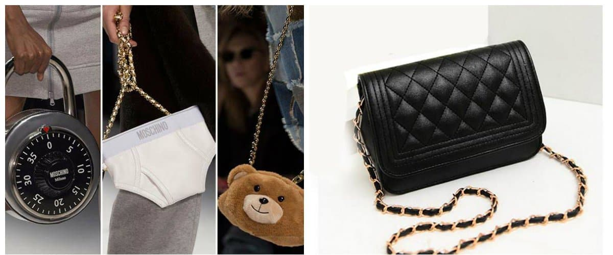 chanel bags 2018. 2018 handbag trends, bags of unexpected designs, coco chanel