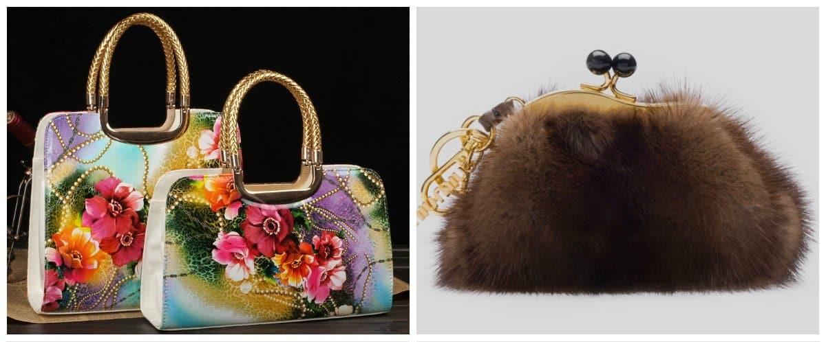 2018 handbag trends, trendy materials for handbags 2018