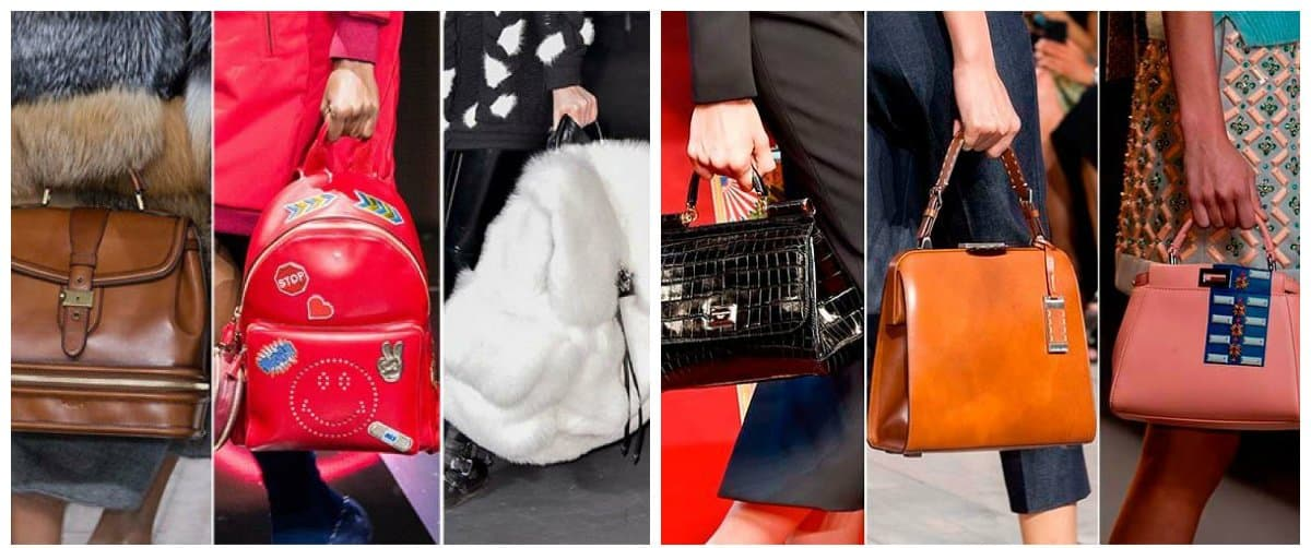 Women's Handbags 2020: Trends and Tendencies for Bags 2020