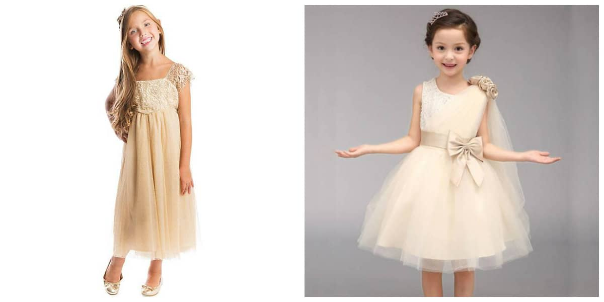 flower girl dresses 2019, girls party dresses 2019, Greek style flower girl dress, short flower girl dress