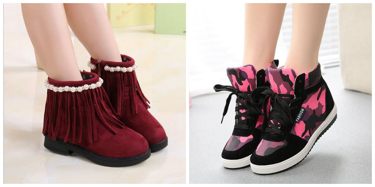 girls fashion 2019, shoes 2019 for girls, boots 2019 for girls