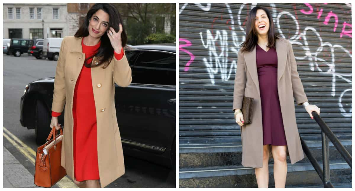 maternity fashion 2019, maternity fashion trends 2019, maternity elongated coat 2019
