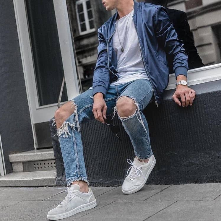 Mens jJeans 2021 Skinny and Ripped Jeans and Other Trendy Styles of Denim