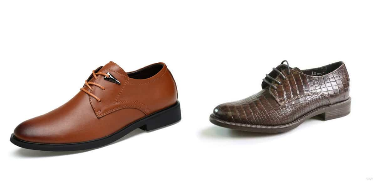 mens shoes 2019, business shoes, leather reptile business shoes