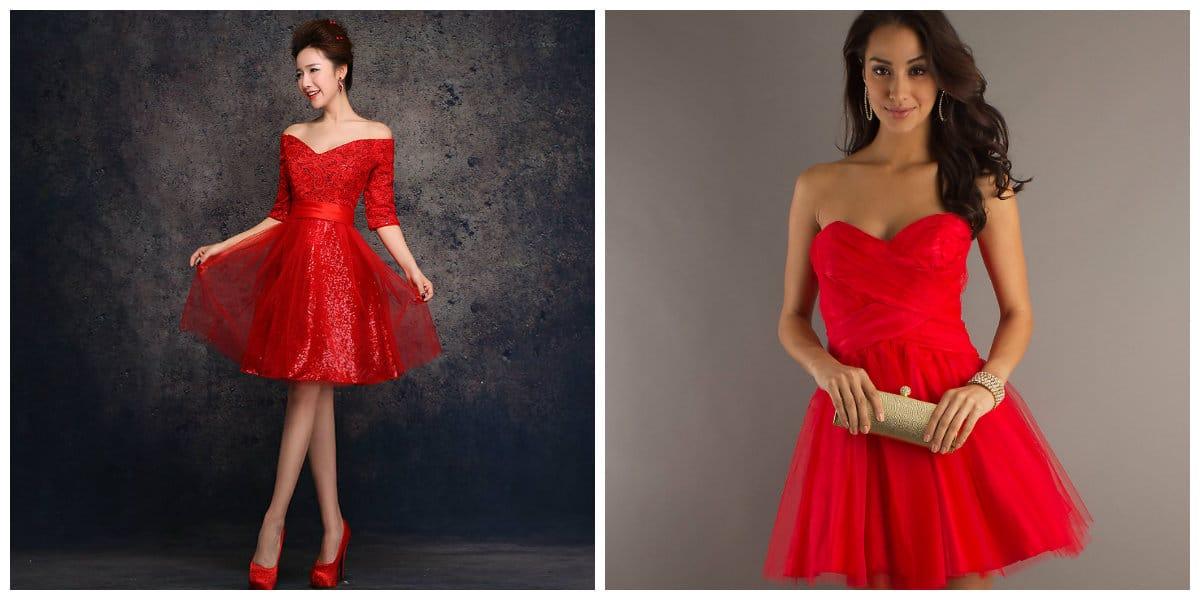 party dresses 2019, women party dresses 2019, red party dresses 2019