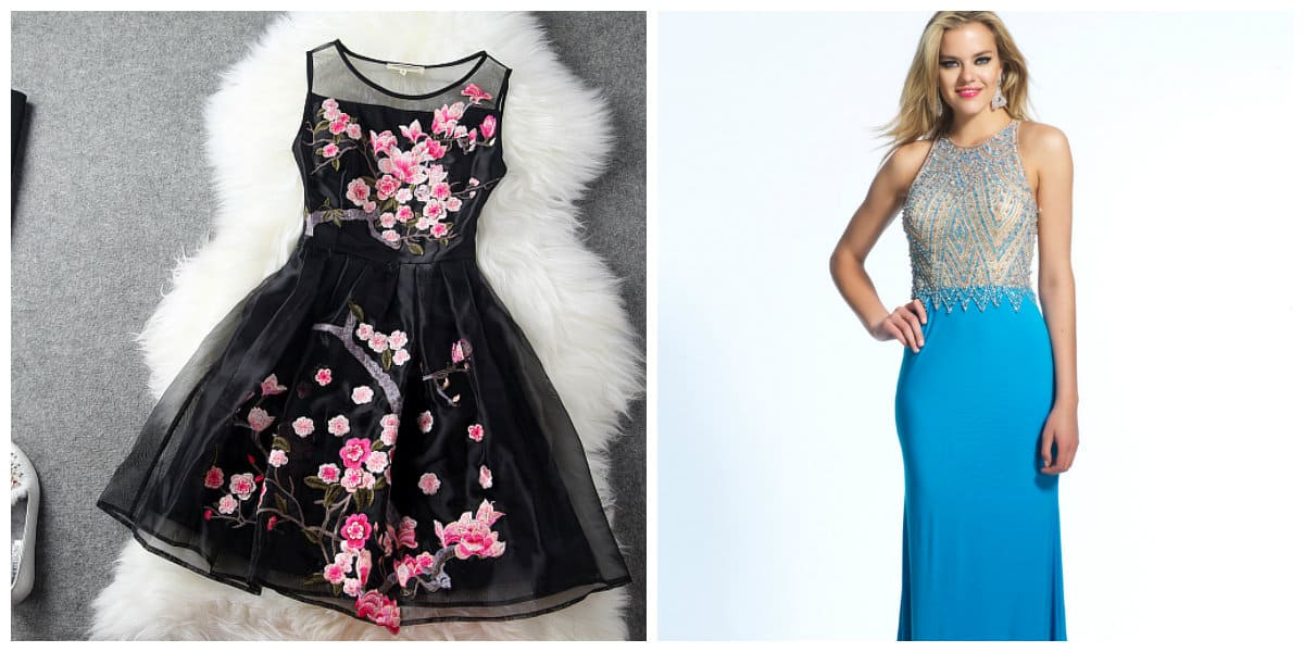 prom dresses 2019, fashion trends and tendencies of prom dresses 2019
