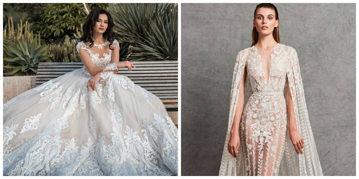 wedding gowns 2019, stylish trends and tips for choosing wedding dress