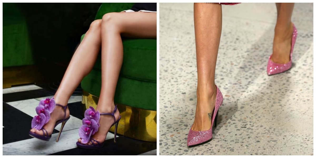 women shoes 2019, top styles and trends from fashion runways