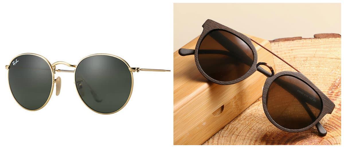 women sunglasses 2019, sunglasses for women 2019, wood sunglasses, metal sunglasses