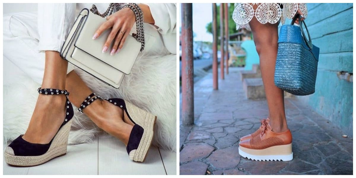 womens summer shoes 2019, summer shoes on platform, summer shoes on wedge