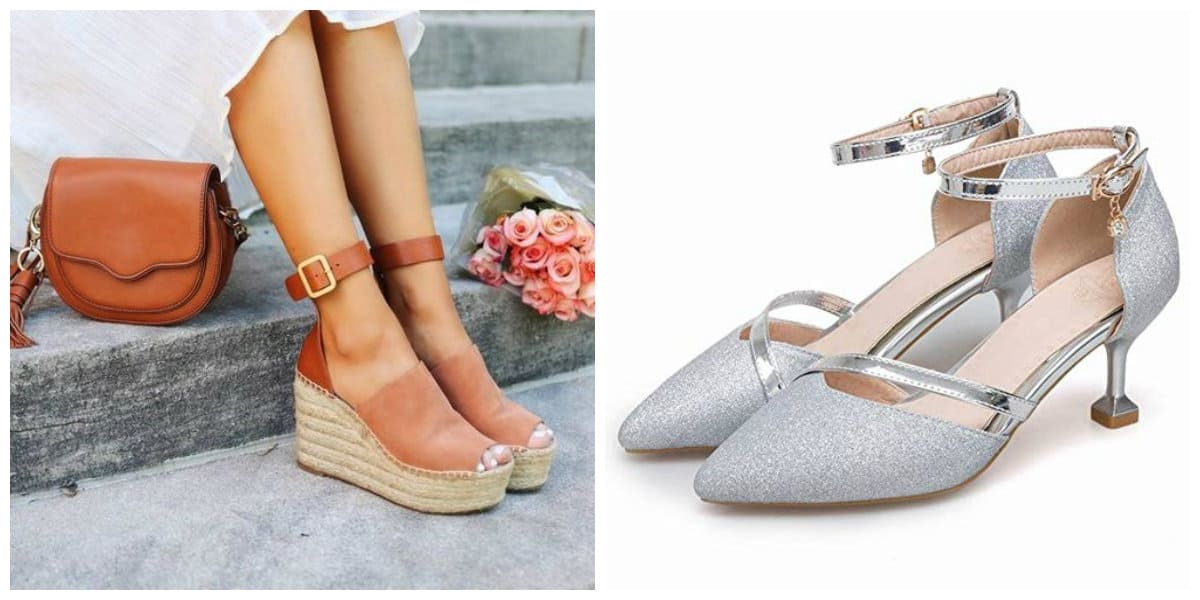 womens summer shoes 2019, summer shoes with kitten heels, summer shoes on platform