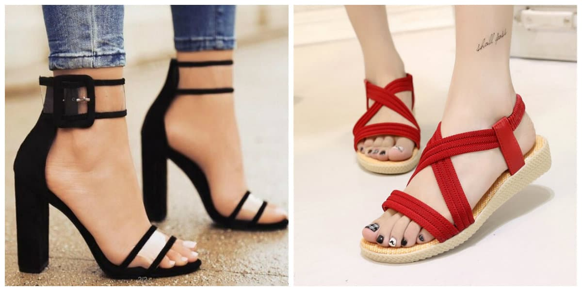 womens summer shoes 2019, trendy ideas for womens summer shoes
