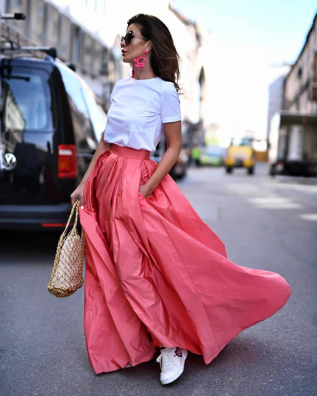 Fashion skirts 2019: four season skirts 2019