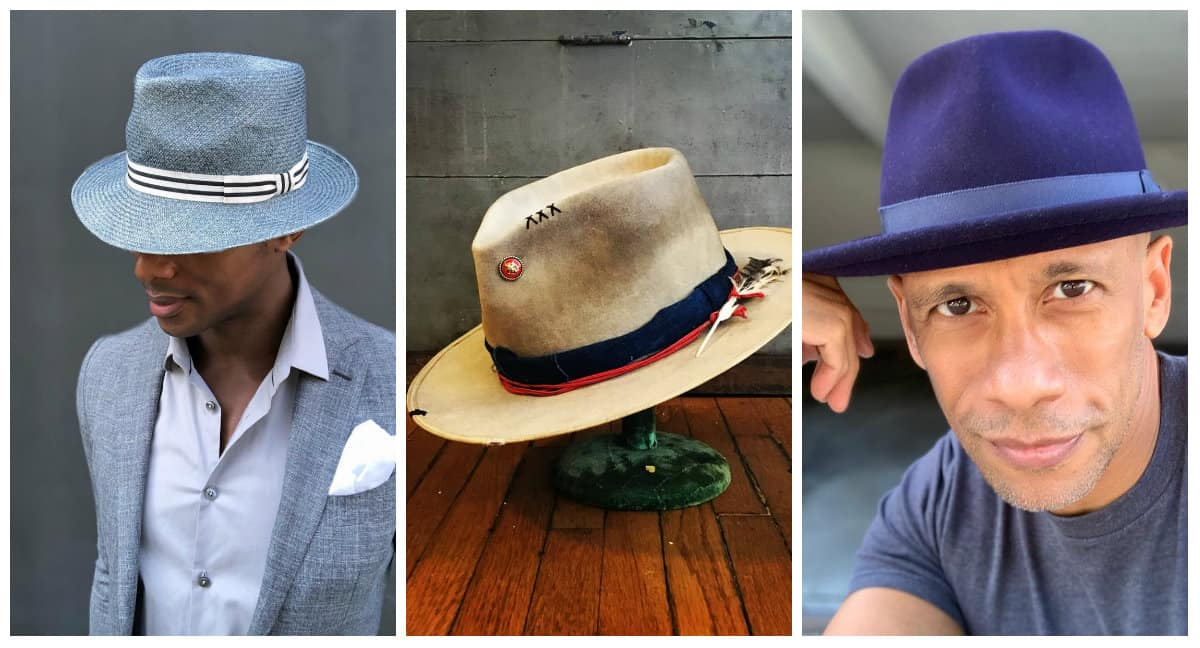 1f7007b49 Men hats 2019: fashion trends and ideas for men hats (30+ photos and ...
