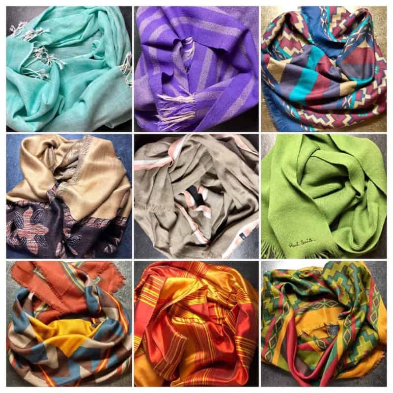 Scarves 2019 for Women: The most Stylish Scarf Trends 2019