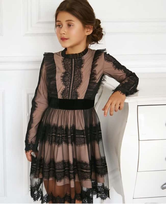 Flower Girl Dresses 2021 Top Hues and Styles of Girls Party Dresses 2021