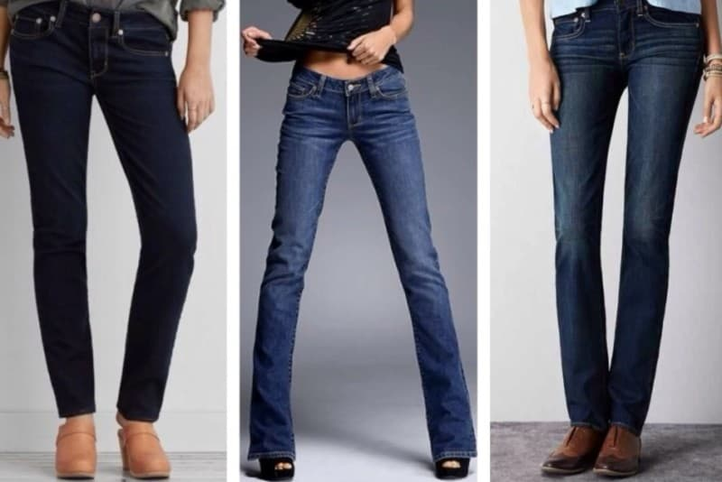 Best Jeans for Women 2022: Straight Jeans