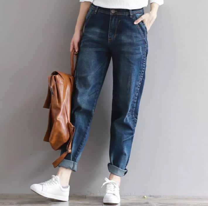 Women's jeans 2022: Boyfriend Jeans