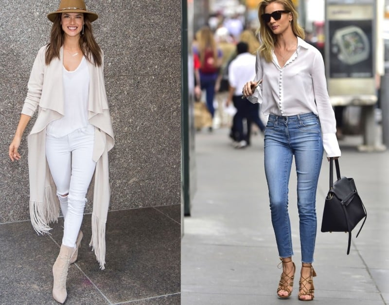 Fashion Trends 2022: Classic Straight Leg Jeans