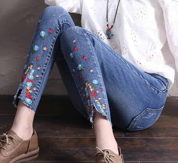Women Jeans Fashion: Decor 2022