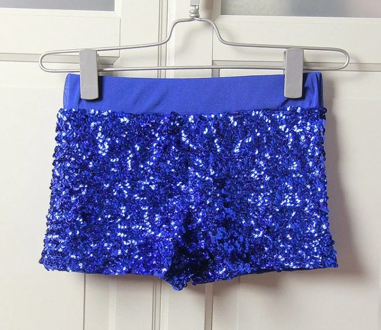 Shorts with Sequins 2022