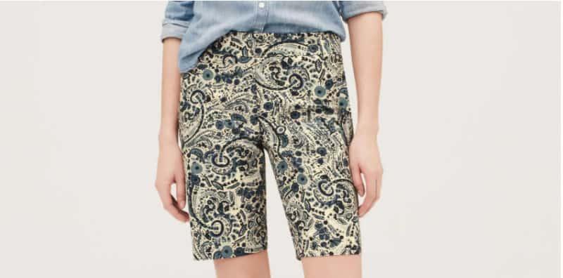 Shorts for Women 2022: Prints