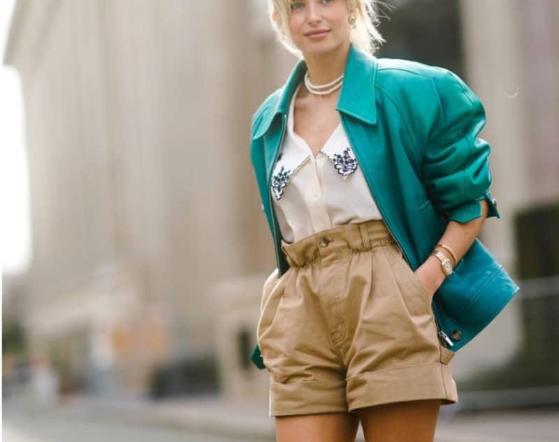 Women's Shorts 2022: Materials