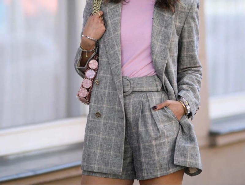 Linen or Cotton Ladies' Shorts 2022