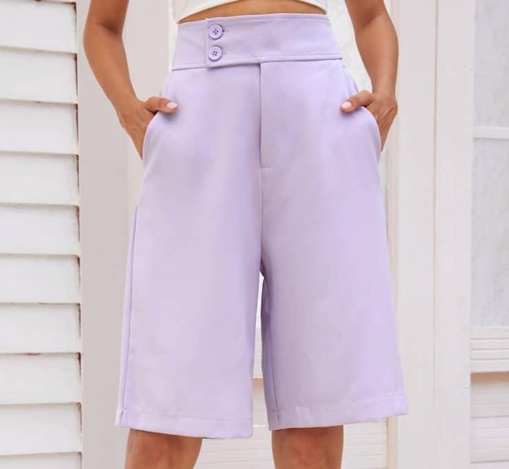 Bermuda Shorts For Women 2022