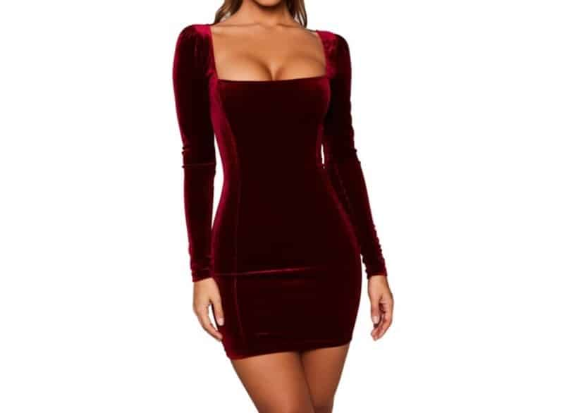 Ball Gown Dresses 2022: Velvet Outfit for A Celebration